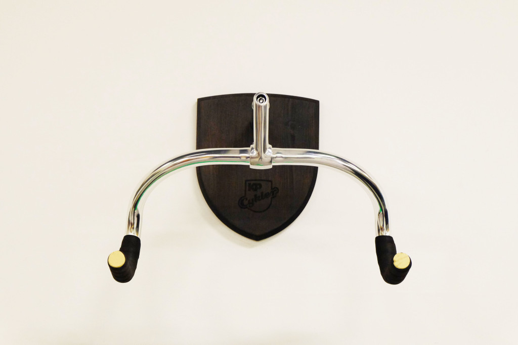 KP Cykler The Bike Hanger in Black