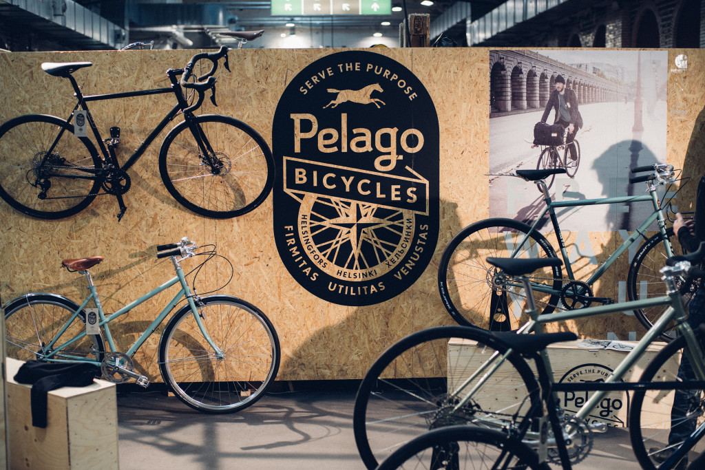 Pelago Bicycles at 2016 Berlin Bike Show