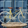 Pastel Yellow Women's Bike KP Cyclery