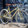 Pastel Yellow Ladies Bike KP Cyclery