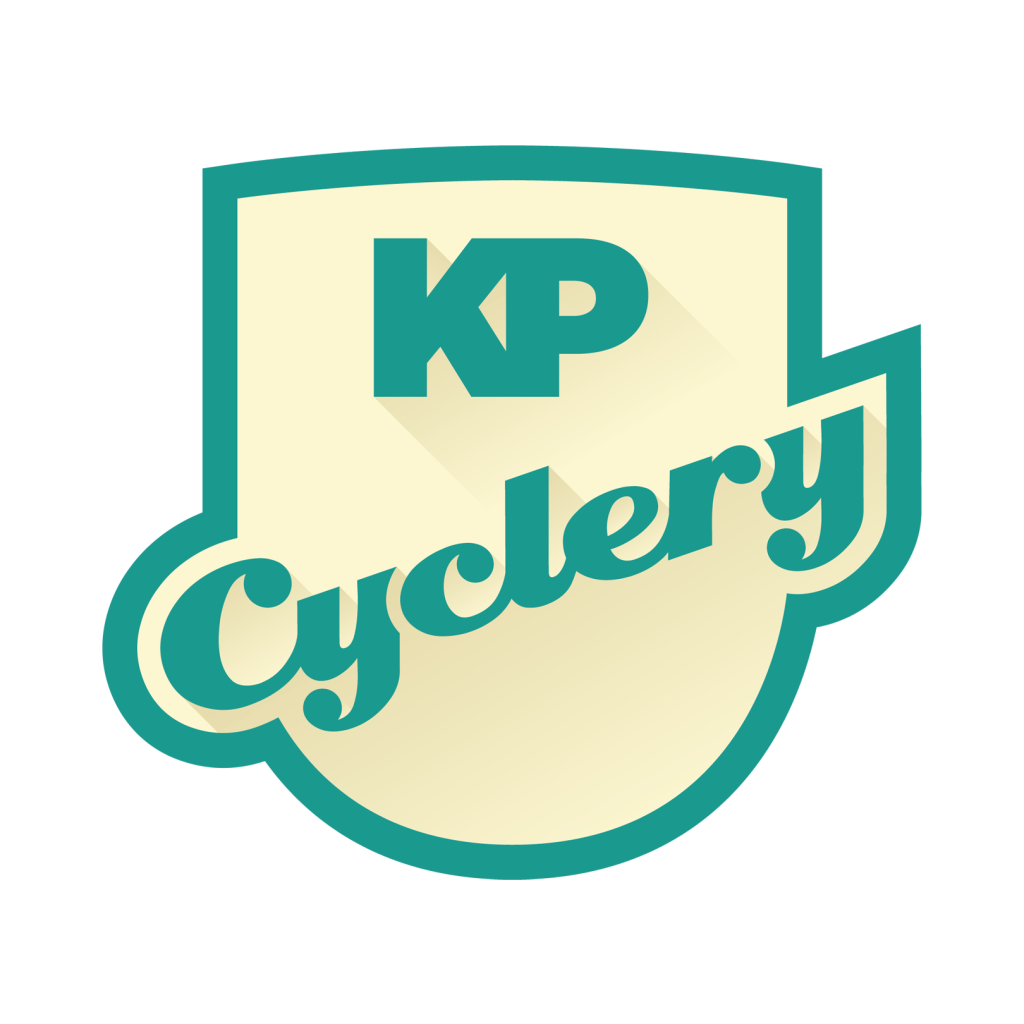 KP Cyclery new logo