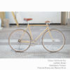 KP Cyclery Bike - California Sun x Porteur Handlebars x Brown B17 Brooks