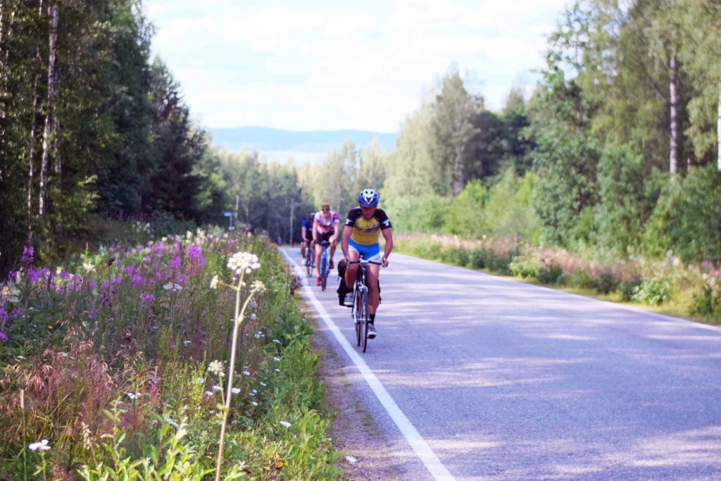 Bike Travel in Finland 2019