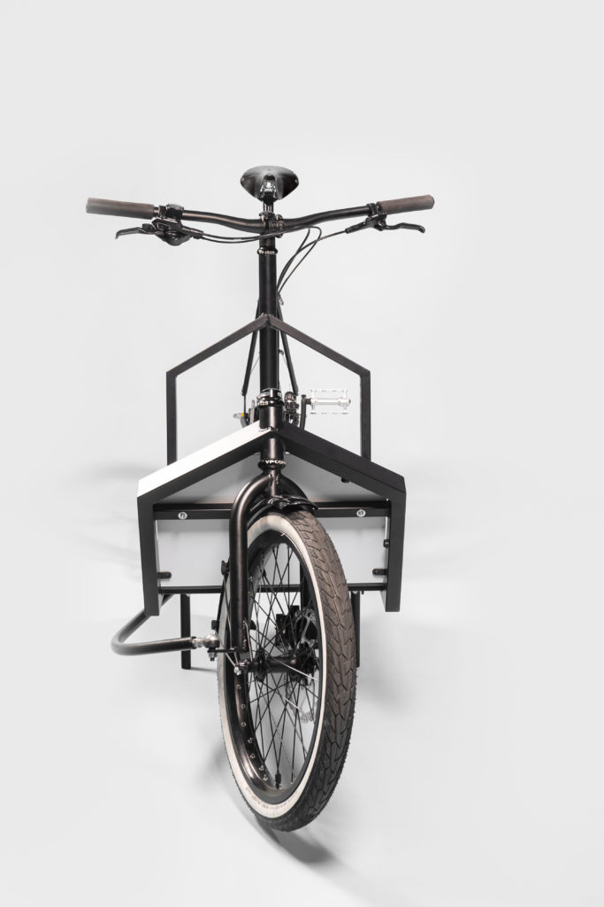 Nighthawk Cargo Bike by KP Cyclery